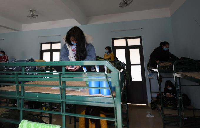 Lạng Sơn Người phụ nữ 'trốn' khỏi khu cách ly đã quay lại TQ