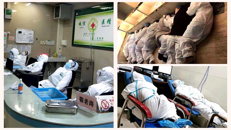 """Tiết lộ kinh hoàng: Bệnh nhân Vũ Hán chết trước khi được chẩn đoán, """"nhiều người chết được chở đi bằng xe tải"""" (ảnh 2)"""