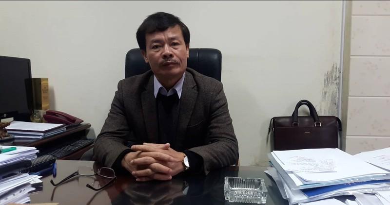 Ông Nguyễn Xuân Dương, quyền Cục trưởng Cục Chăn nuôi - Bộ NN&PTNT. (Ảnh qua Plo)