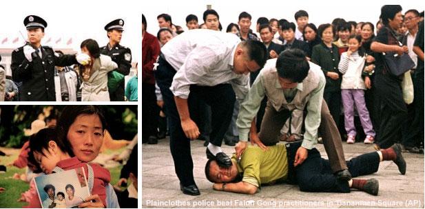 Bịt miệng, giết người và dùng bạo lực trấn áp, tình cảnh diễn ra đã hơn 20 năm.