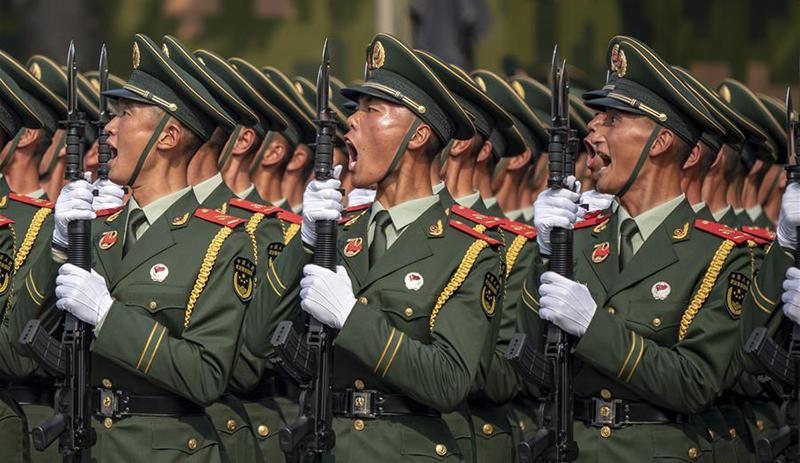 Truyền thông Hồng Kông : Quân đội và cảnh sát vũ trang ĐCSTQ đang bị nhiễm dịch nghiêm trọng (ảnh 3)