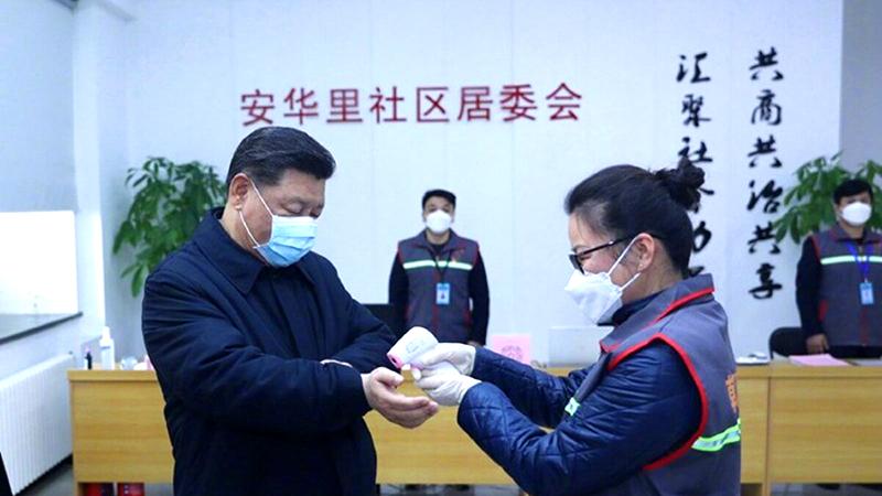 Ban phòng chống dịch bệnh của Trung Quốc không khác gì ban tuyên truyền (ảnh 2)