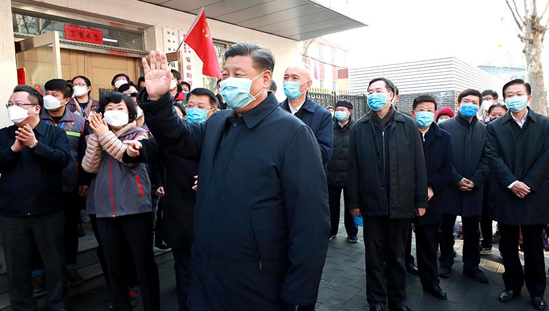 Truyền thông Đảng tự tiết lộ: Tập Cận Bình đã sớm biết thông tin về dịch bệnh từ ngày 7/1 (ảnh 1)