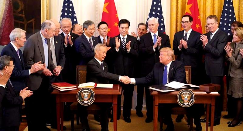 Dịch bệnh bùng nổ mạnh mẽ, Bắc Kinh liệu có thực hiện hiệp định thương mại Mỹ-Trung giai đoạn đầu? (ảnh 3)