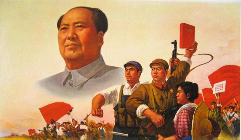 Những hô hào mang khẩu hiệu lợi ích đại chúng chính là vũ khí lợi hại giúp Lý Tự Thành và Mao Trạch Đông đoạt được chính quyền.