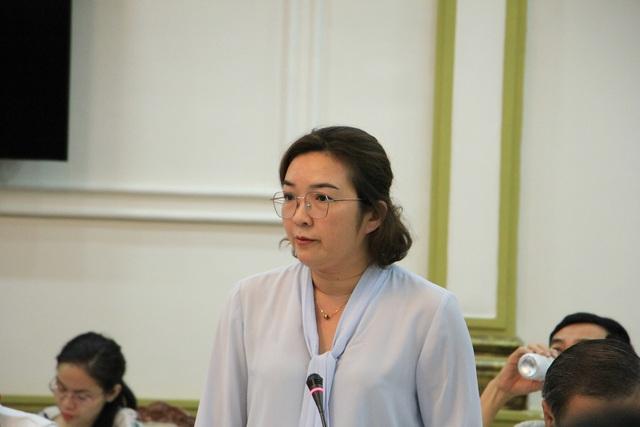 TP. HCM Hơn 11.000 người Hàn Quốc đang cư trú ở quận 7 -2