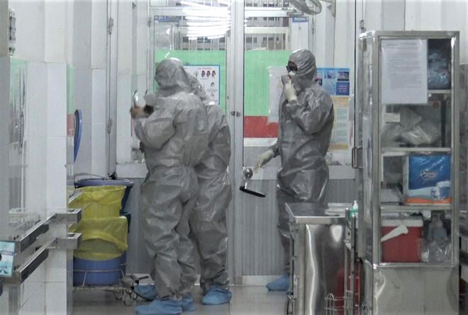 2 bệnh viện dã chiến sẽ được sử dụng khi số ca nhiễm bệnh vượt quá khả năng điều trị tại các khoa, bệnh viện có phòng cách ly.
