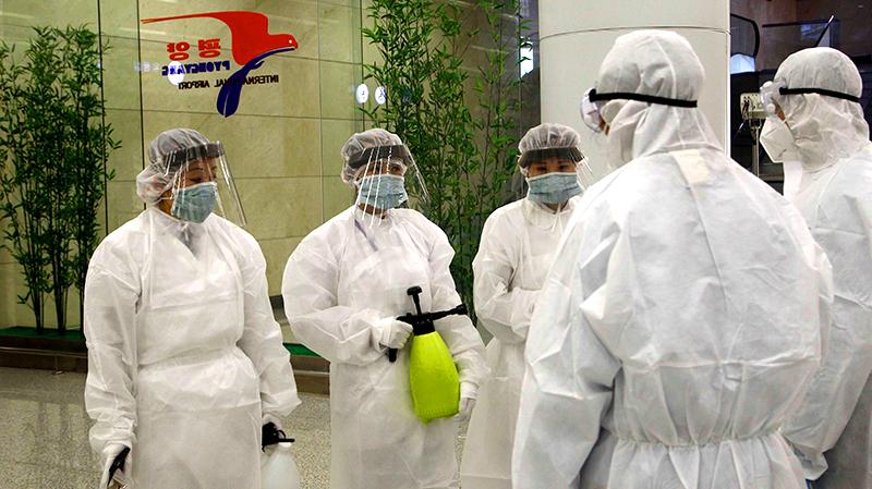 Xử bắn cũng không dọa nổi viêm phổi Vũ Hán, virus đã lan tới Triều Tiên? (ảnh 2)