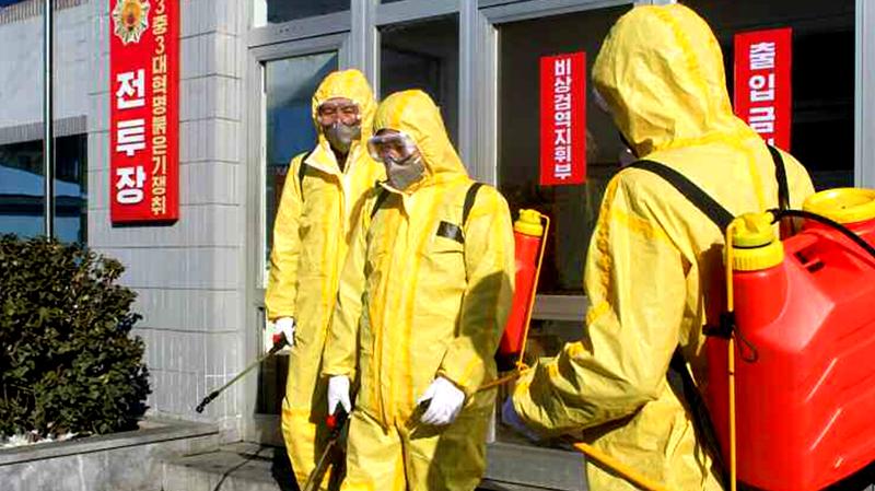Xử bắn cũng không dọa nổi viêm phổi Vũ Hán, virus đã lan tới Triều Tiên? (ảnh 1)