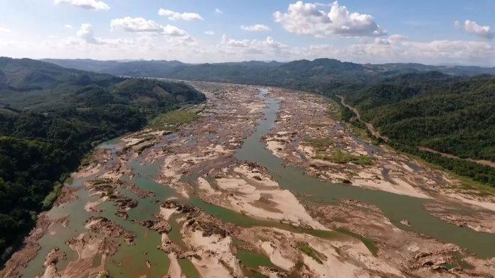 Trung Quốc tuyên bố xả đập thủy điện, nhưng nước không tới được ĐBSCL 2