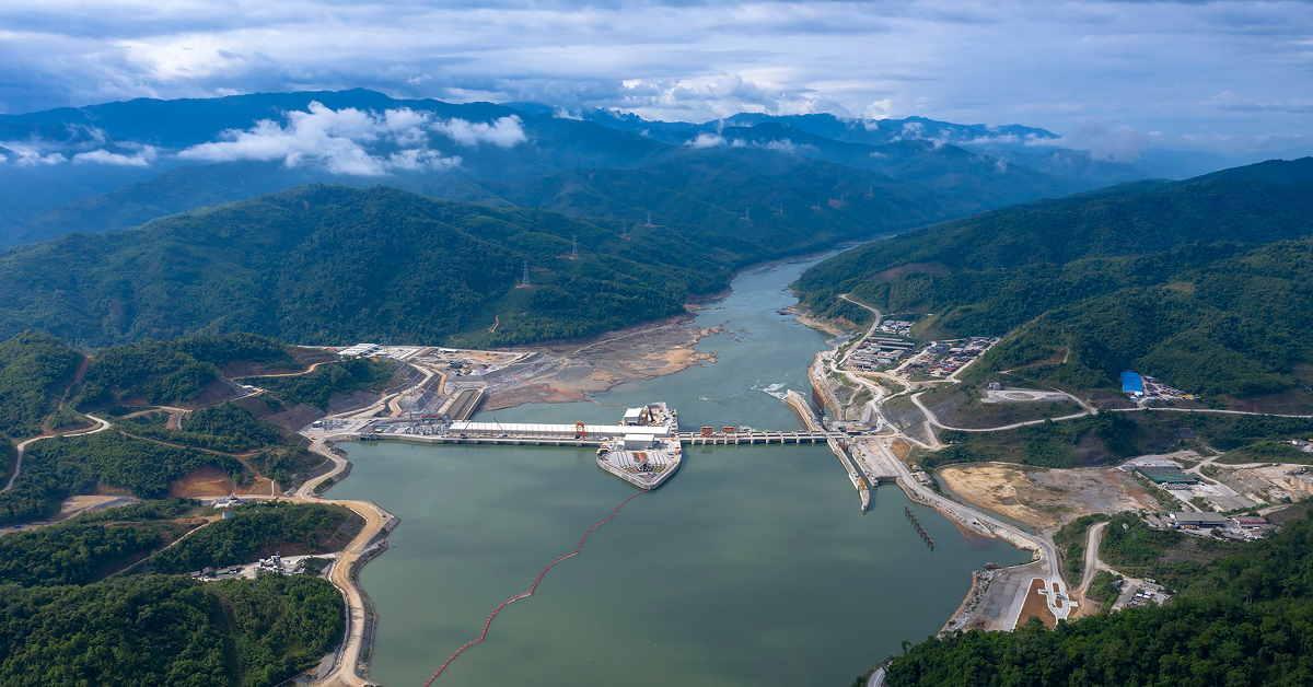 Trung Quốc tuyên bố xả đập thủy điện, nhưng nước không tới được ĐBSCL 5
