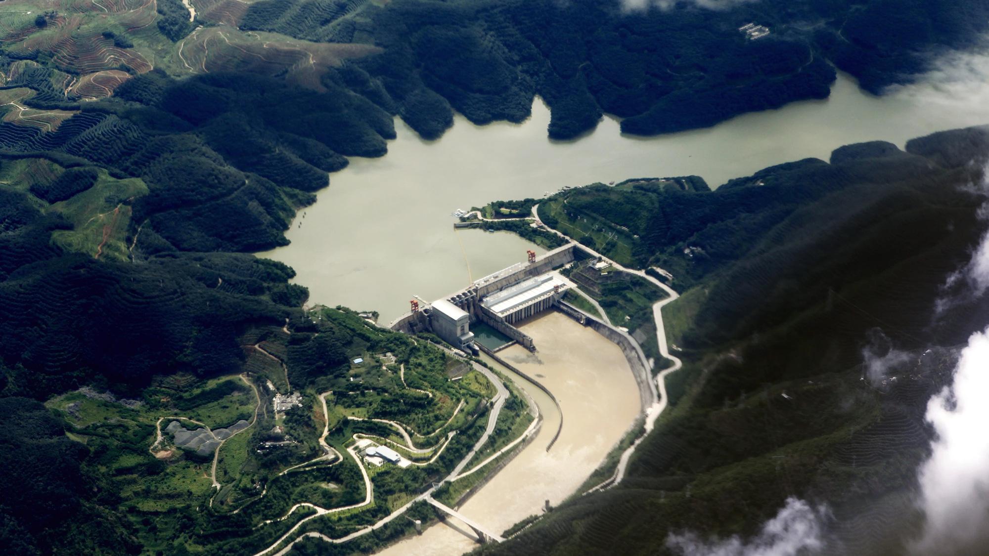Trung Quốc tuyên bố xả đập thủy điện, nhưng nước không tới được ĐBSCL 6