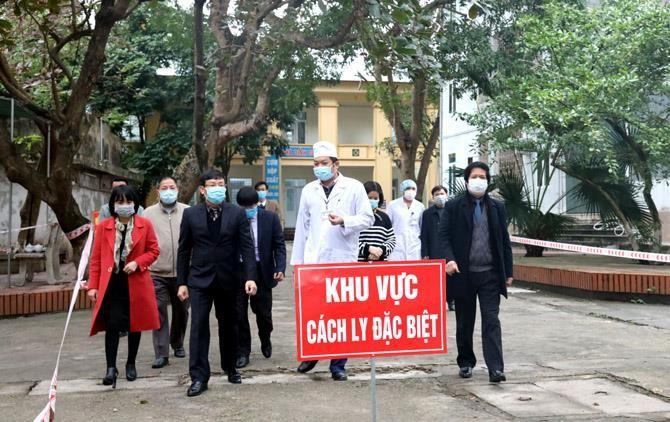 Vĩnh Phúc xin viện trợ thêm 25 bác sĩ để phòng chống lây lan dịch Covid-19. (Ảnh qua news)