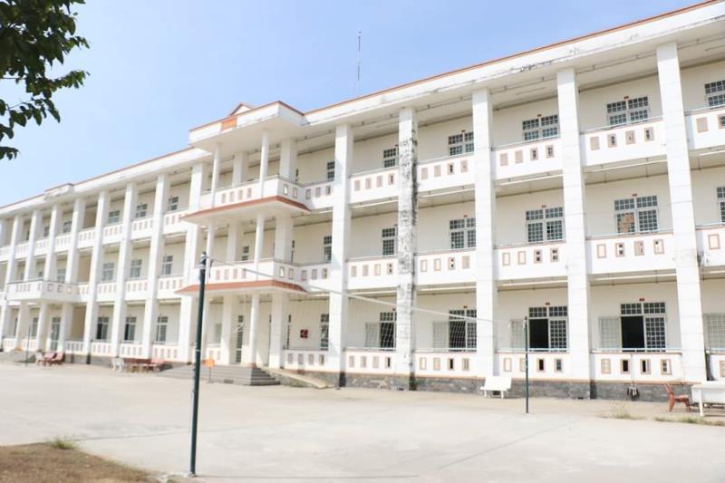 Trường Quân sự TP Cần Thơ. (Ảnh qua laodong)