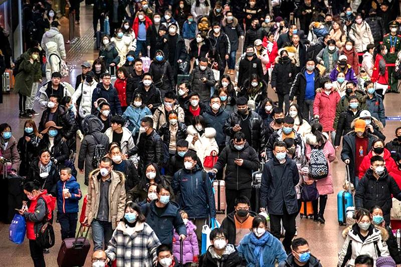 Bắc Kinh tuyên bố đóng cửa, dịch bệnh nghiêm trọng ngoài sức tưởng tượng (ảnh 2)