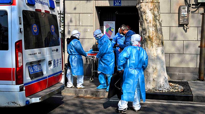 Học giả Trung Quốc: Tỷ lệ tử vong của dịch viêm phổi gấp 5 lần so với công bố của chính quyền (ảnh 2)