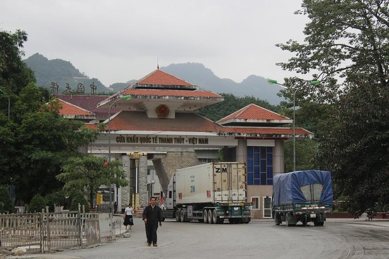 Việt Nam chính thức mở lại hình thức trao đổi cư dân biên giới tại Hà Giang với Trung Quốc 4