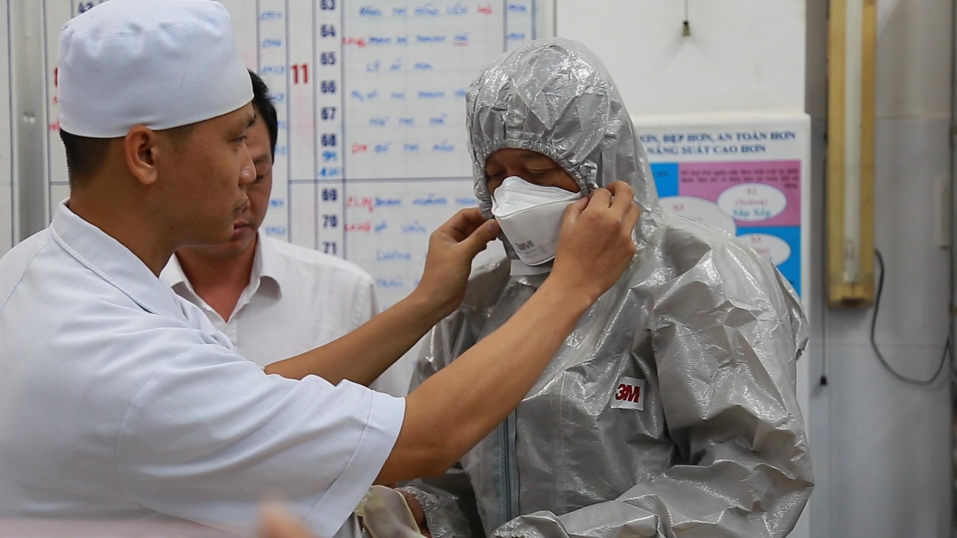 Bộ Y tế khẳng định Việt Nam không giấu thông tin dịch bệnh Covid-19. (Ảnh qua Zing)