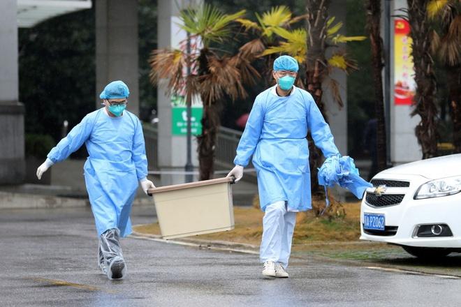 Virus corona trong chất thải của bệnh nhân có thể là một nguồn lây lan