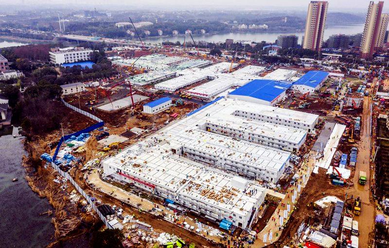 """""""Vũ Hán trông như một thành phố chết"""", hơn 100.000 người không được chẩn đoán (ảnh 3)"""