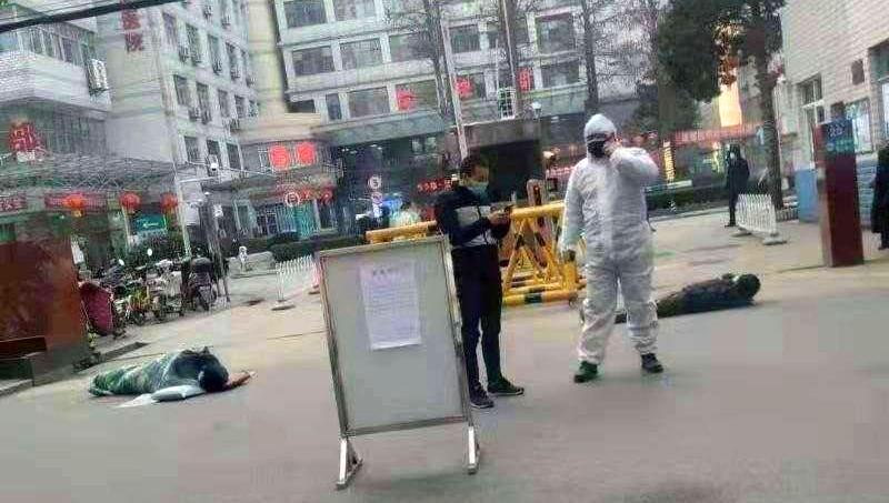 """""""Vũ Hán trông như một thành phố chết"""", hơn 100.000 người không được chẩn đoán (ảnh 4)"""