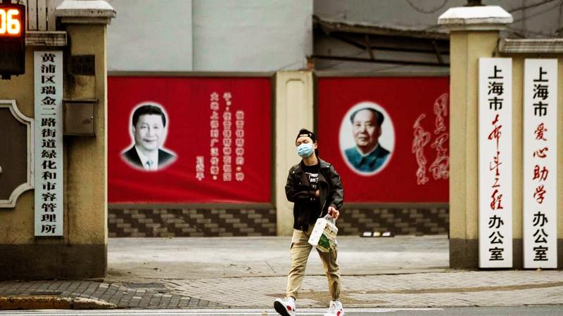 AI dự đoán Bắc Kinh sẽ là 'ổ dịch tiếp theo', nguy hiểm còn hơn Vũ Hán.
