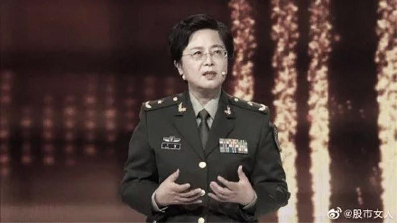 Trần Vi, chuyên gia hàng đầu của Trung Quốc về phòng chống vũ khí sinh hóa