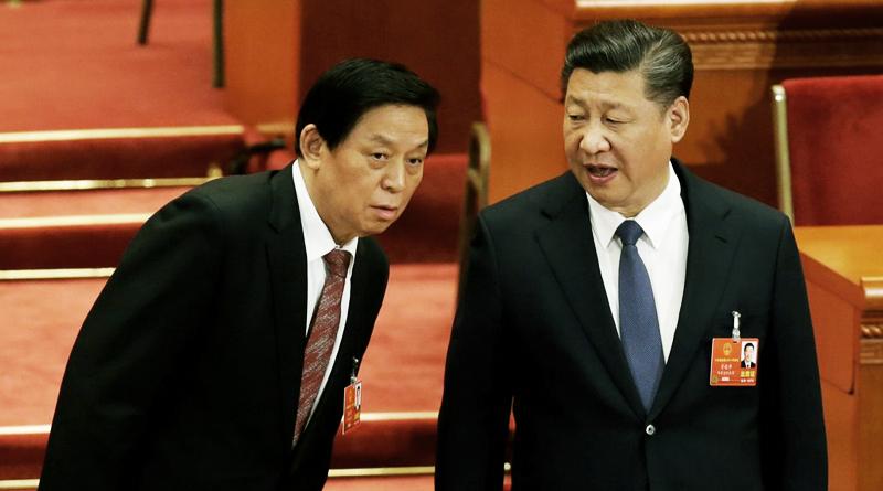 Có tin đồn con rể của Lật Chiến Thư - bí thư thân tín của Tập, sau khi nhiễm bệnh đã được chuyên cơ đưa trở lại Bắc Kinh.