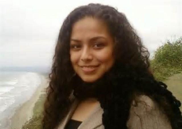 Angelica Elizabeth Zambrano Mora từng suýt chết, sau đó đã được gặp Chúa.