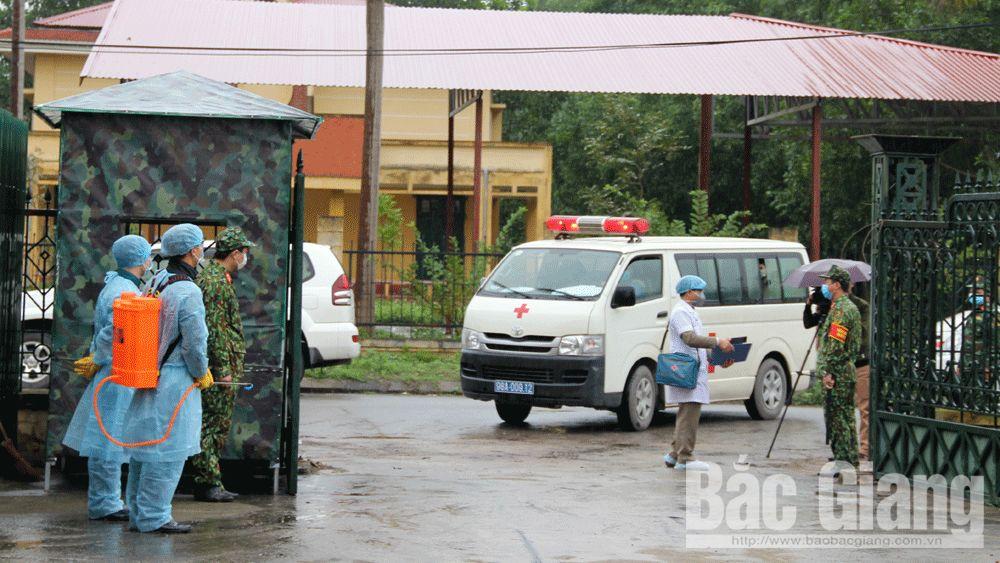 Bắc Giang cách ly 54 người TQ nhập cảnh vào Việt Nam qua nước thứ 3 - ảnh 1