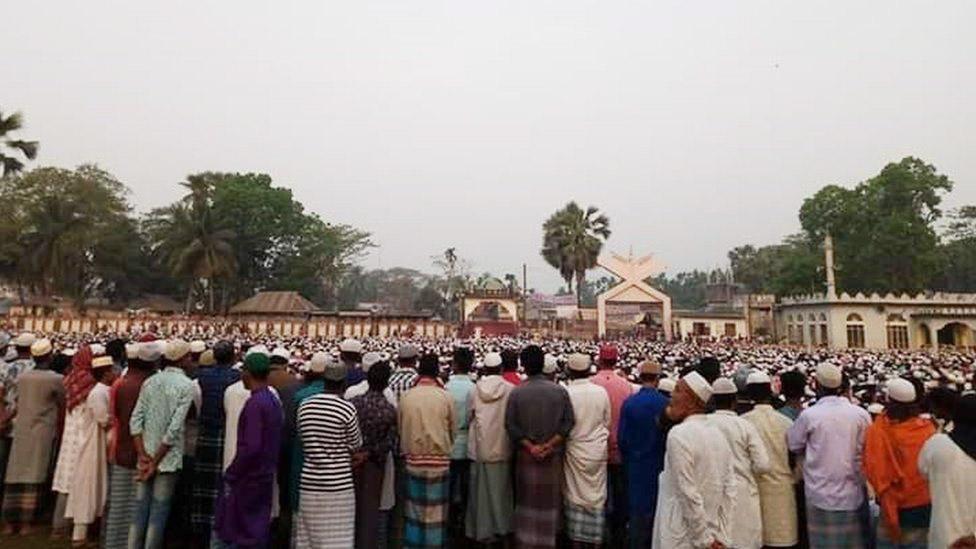 Bangladesh: Hơn 10.000 người tập trung đọc kinh cầu mong virus Vũ Hán biến mất khỏi đất nước - ảnh 2