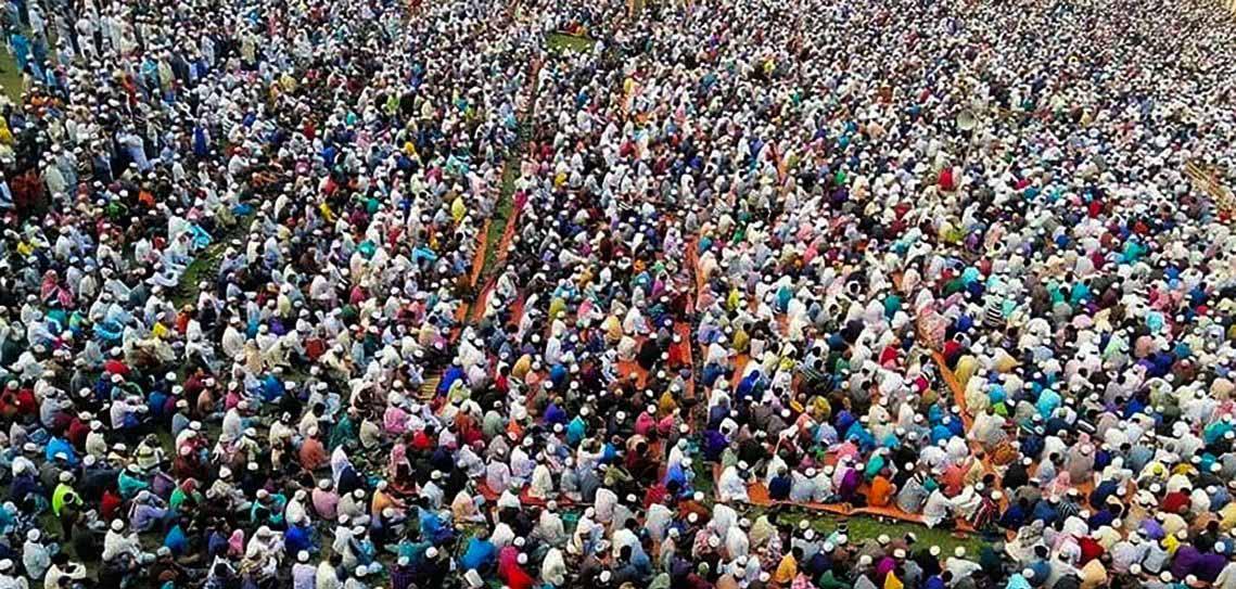 Bangladesh: Hơn 10.000 người tập trung đọc kinh cầu mong virus Vũ Hán biến mất khỏi đất nước - ảnh 1