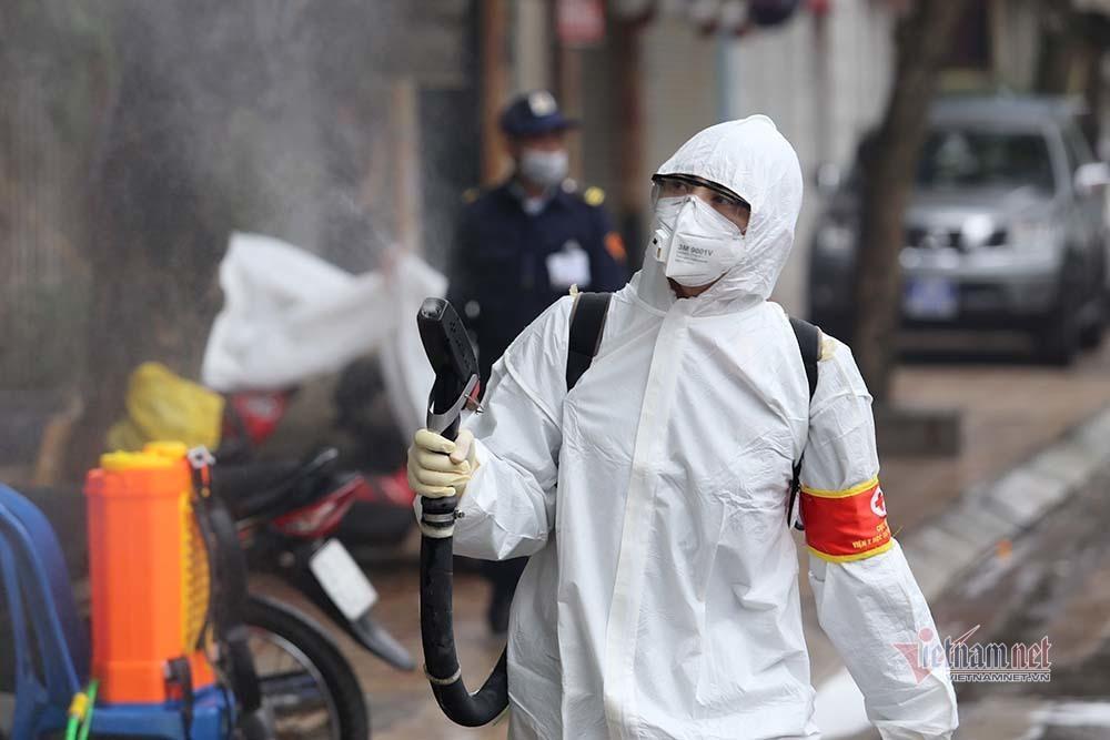 Bộ Y tế đã công bố ca nhiễm virus Vũ Hán số 55, 56, 57, đều là người nước ngoài ở Hà Nội và Quảng Nam. (Ảnh qua vietnamnet)