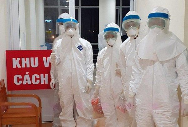 Bộ Y tế công bố thêm ca 93 và 94 nhiễm virus Vũ Hán, cả hai đều đi trên cùng chuyến bay về nhập cảnh tại Nội Bài. (Ảnh qua tinmoi)