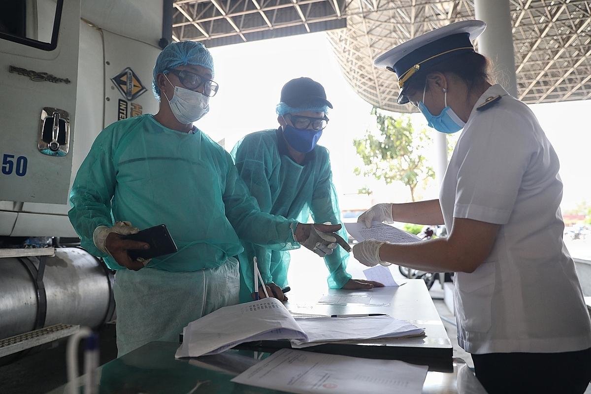 Ca nhiễm virus Vũ Hán thứ 117-118 Về nước từ Campuchia qua cửa khẩu Tây Ninh
