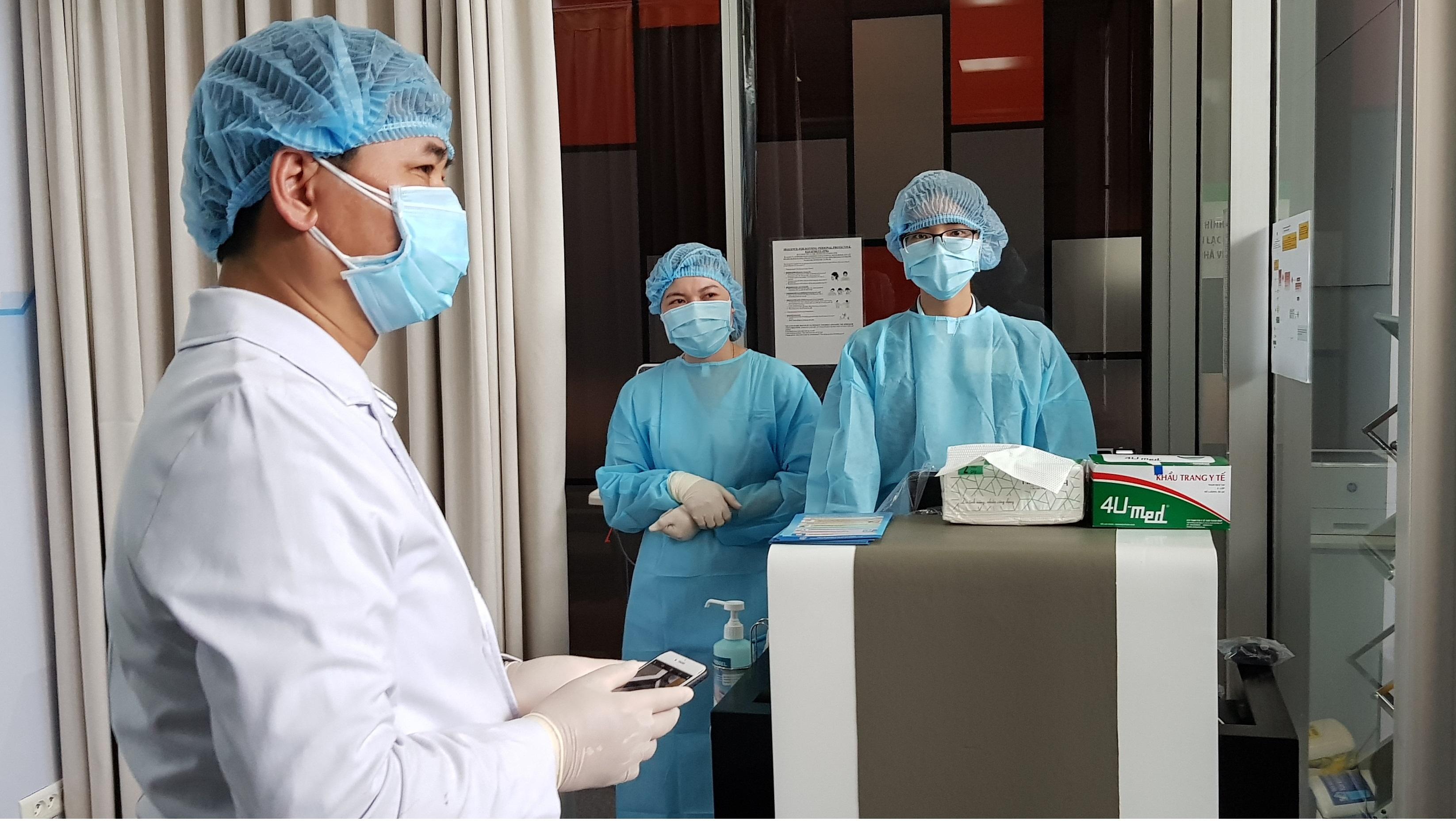 Ca nhiễm virus Vũ Hán thứ 67-68 Tiếp tục trở về từ nước ngoài