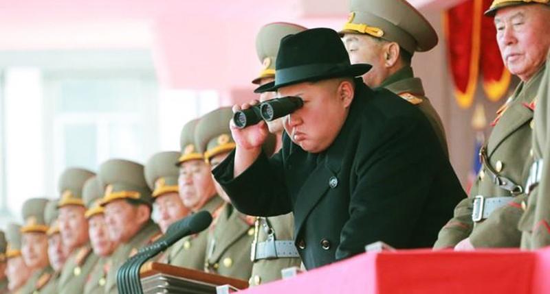 Triều Tiên kêu gọi mọi người cách ly xã hội, để phòng ngừa sự lây lan của virus này.