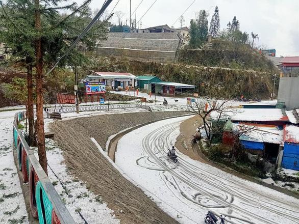 Các tỉnh phía Bắc 351 nhà bị sập, hơn 1.300ha cây trồng bị thiệt hại nặng nề do mưa đá 2