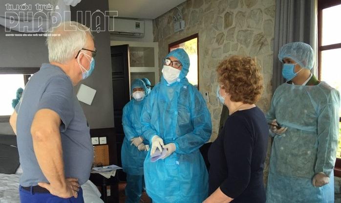Cách ly 180 người ở Lào Cai, 26 người ở Huế tiếp xúc gần với du khách người Anh nhiễm Covid-19 4