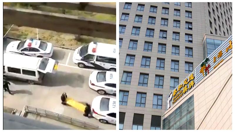 Thảm kịch cách ly: Du học sinh Trung Quốc nhảy lầu tự tử tại điểm cách ly ở Thượng Hải (ảnh 1)