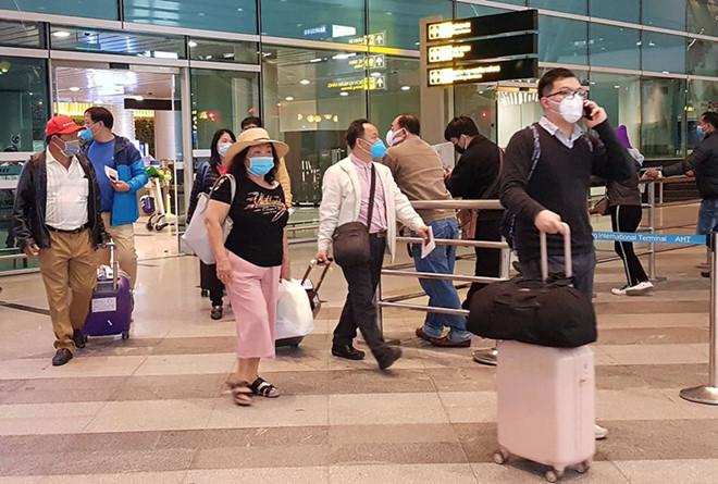 Chỉ trong 2 tháng đầu năm, 1,6 triệu du khách Trung Quốc, Hàn Quốc đến Việt Nam