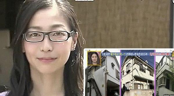 Saki - cô gái tiết kiệm nhất Nhật Bản.