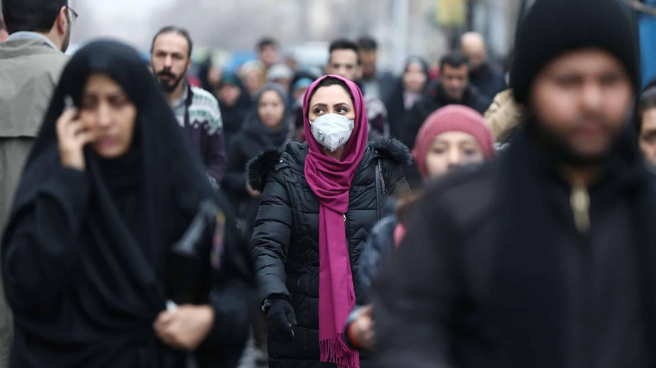 Iran hiện là nước chịu ảnh hưởng nặng nề nhất bởi dịch Covid-19 tại Trung Đông.