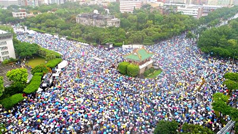 Viêm phổi Vũ Hán: Ông trời phù hộ Đài Loan vì dám cự tuyệt với ĐCSTQ (ảnh 1)