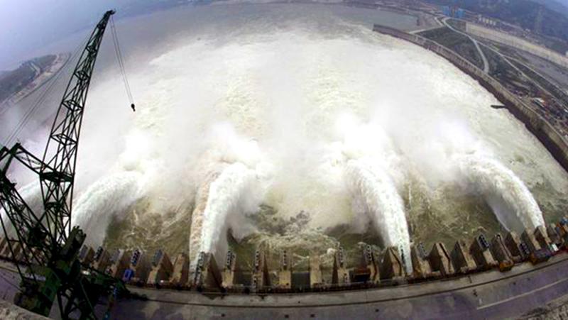 Sạt lở lớn ở thượng nguồn đập Tam Hiệp, tình thế ngàn cân treo sợi tóc (ảnh 2)