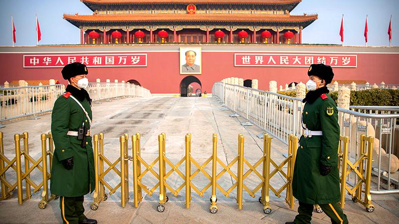 Sau trận ôn dịch, liệu Trung Quốc có thể vùng thoát khỏi Đảng Cộng sản? (ảnh 1)