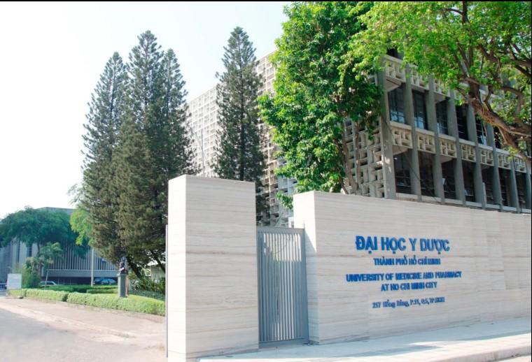 Trường ĐH Y Dược TP.HCM. (Ảnh qua dantri)