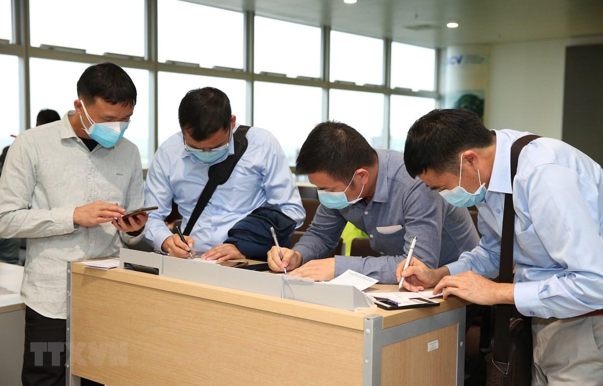 Dịch Covid-19 Nghi bệnh nhân Nhung Nguyễn lọt vòng kiểm dịch vì sử dụng 2 hộ chiếu