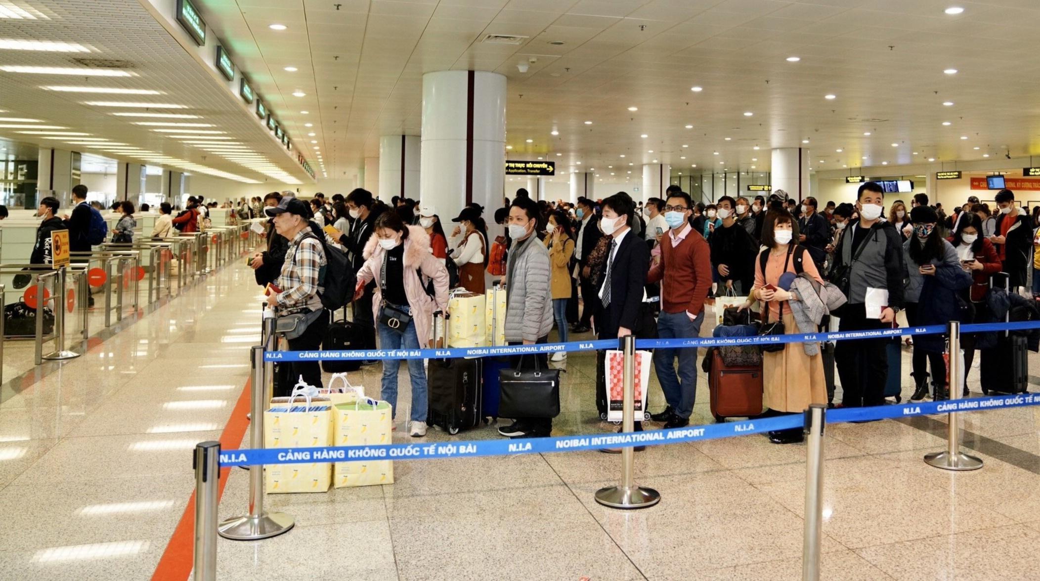 Gần 7.000 người nhập cảnh vào Việt Nam từ vùng dịch virus Vũ Hán 2