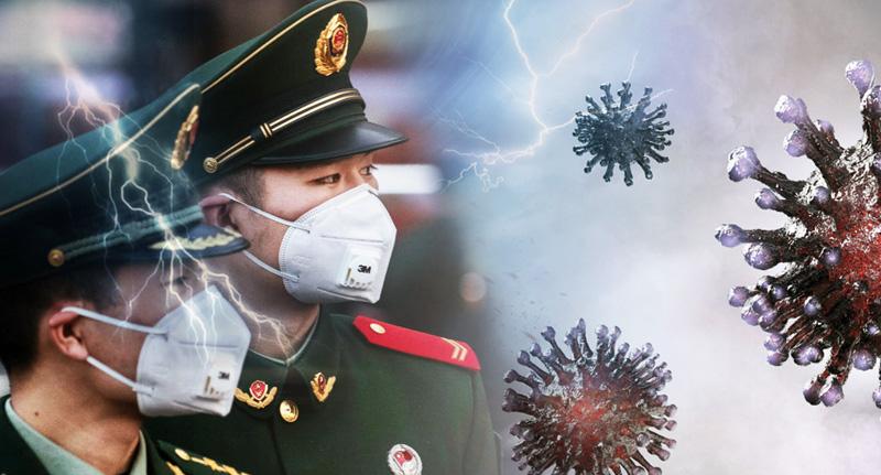 ĐCSTQ không ngừng tuyên truyền virus viêm phổi Vũ Hán là do Mỹ tung ra.
